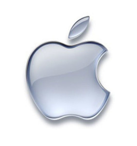 Quarta versione del logo Apple