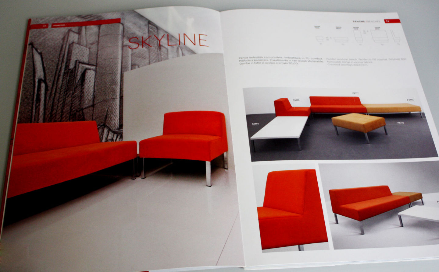 Catalogo Contract Forniture