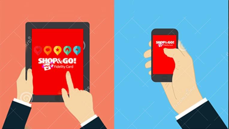SHOP&GO Fidelity Card