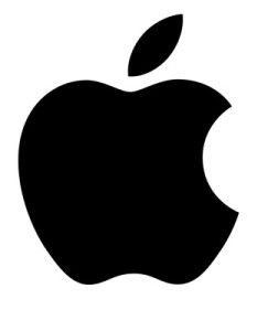 Versione attuale del logo Apple